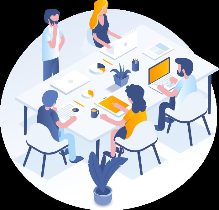 Zgrane i efektywne zespoły - budowanie zespołów
